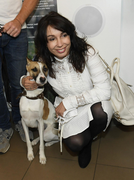 S psím hrdinou snímku Gump