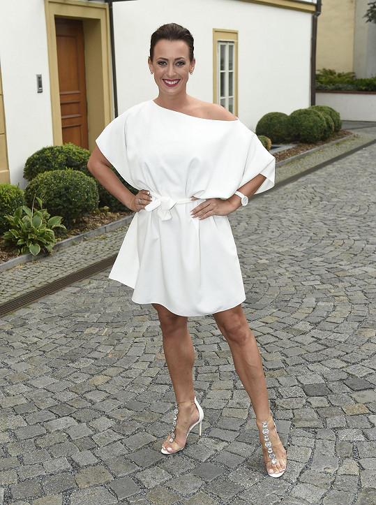 Veronika kvůli finále České Miss a Miss Universe Slovensko výrazně zhubla.