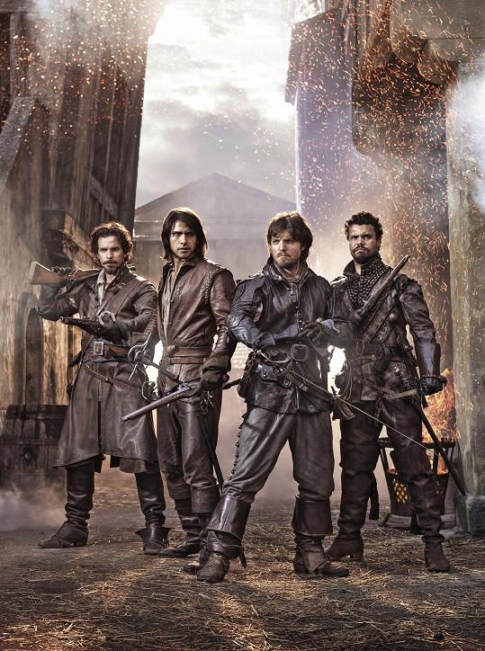 Seriál se natáčel v českých lokacích.