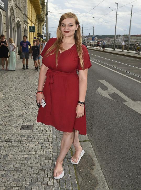 Tereza Hirsch se s Lucií Vondráčkovou poznala před třemi lety.