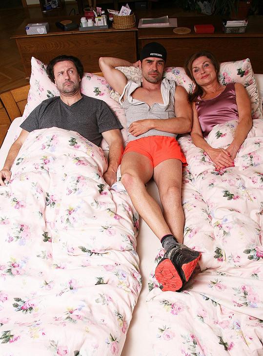 Nyní spolu s režisérem Markem Dobešem a trenérem Janem Adensamem pracuje na projektu Coronaponorka.