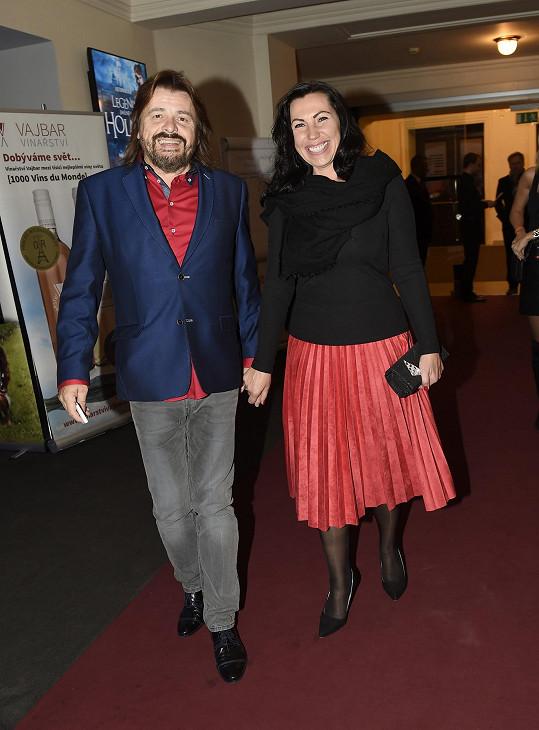 Bohouš Josef s manželkou Alenou