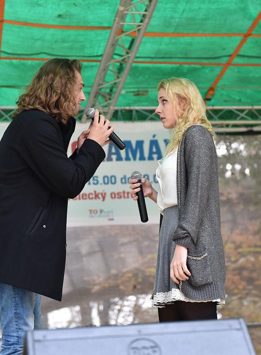 S druhým jmenovaným tím si vystřihla duet Káje a Gerdy.