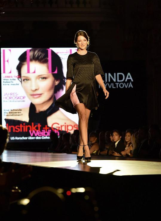 Linda Nývltová obsadila třetí místo na světovém finále Elite Model Look 1998 v Nice, je jedinou Slovenkou, která se dostala na titulku francouzského Vogue, je tváří stovek kampaní jako Chanel, Schwarzkopf či Guerlain.