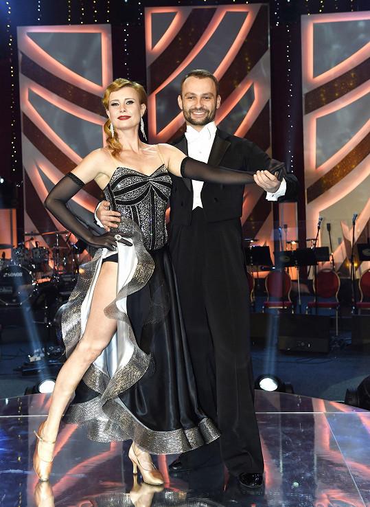 S Jitkou Schneiderovou ve StarDance