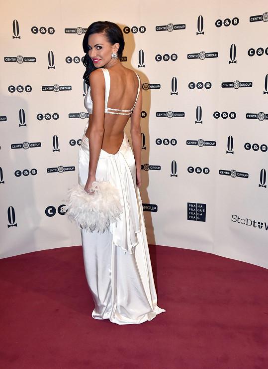 Česká Miss 2008 zezadu