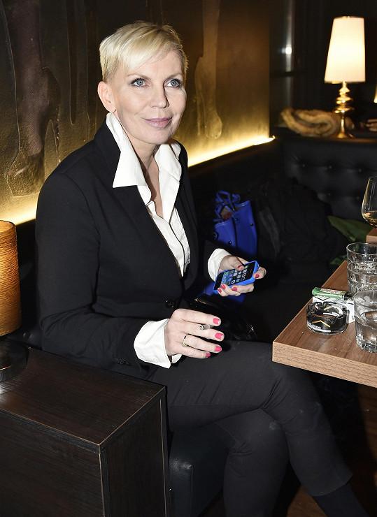 Kateřina Kornová vypadá opět skvěle.