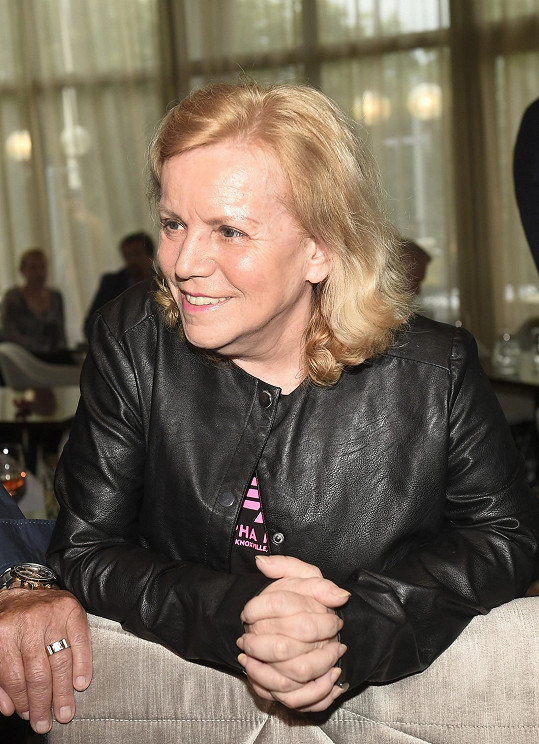 Hana Krampolová zemřela v pondělí večer.