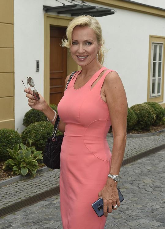 Kateřina se na účast v oblíbené show těší.