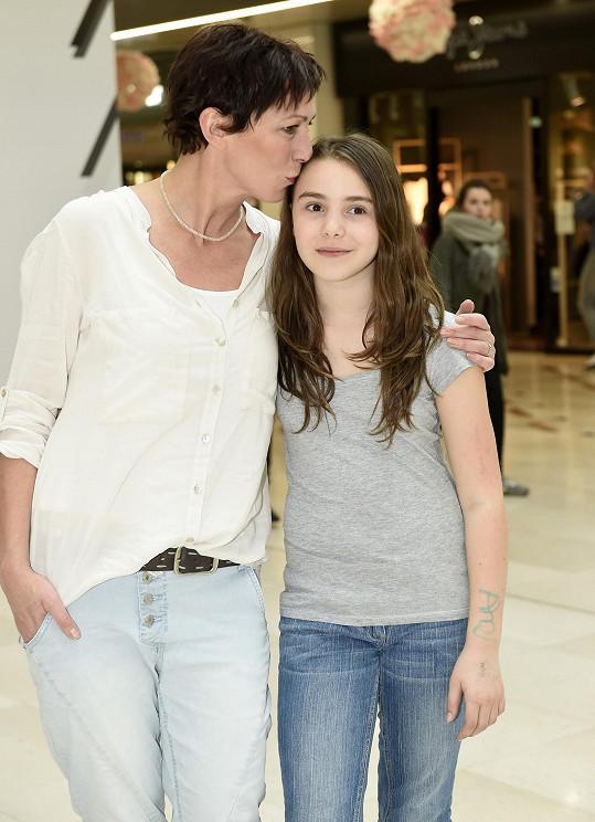S dcerou Rachel