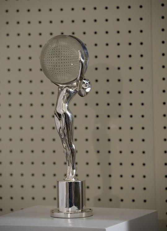Festivalová cena - Křišťálový globus