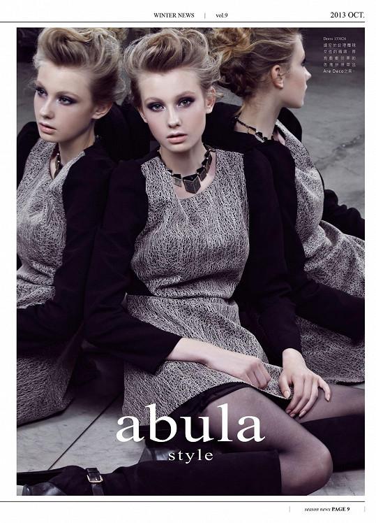 Kratochvílová tváří kampaně Abula