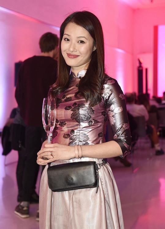 Ha Thanh Špetlíková diváci znají také ze seriálu Ordinace v růžové zahradě.
