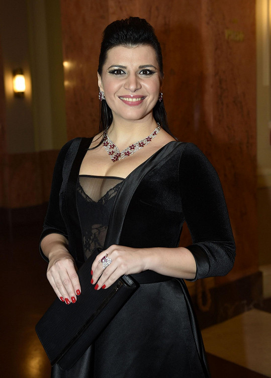 Andrea Kalivodová měla nejdražší šperky.