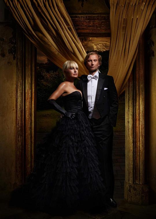 Finální snímek s Báry a Iva.
