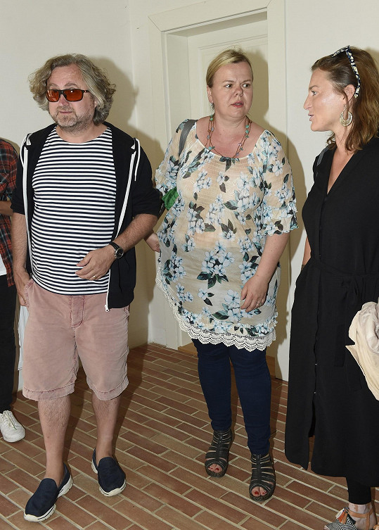 S režisérem Janem Hřebejkem spolupracuje herečka už podruhé.