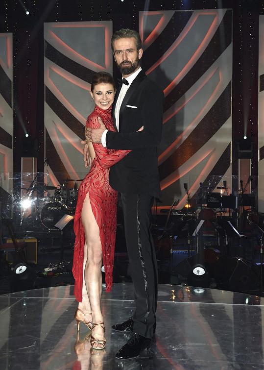 Andrea Třeštiková a Roman Zach