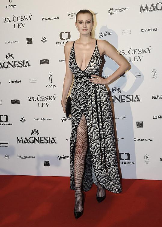 Před Denisou Mišík chodil s modelkou Dianou Kratochvílovou.