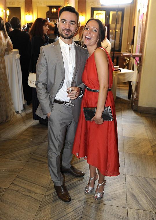 S manželem, režisérem Biserem Arichtevem