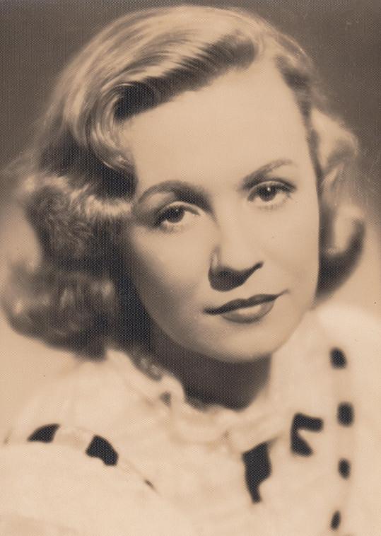 Poslední hlavní roli si Nataša zahrála ve filmu Bláhový sen (1943). Pak už ji čekalo jen pramálo radosti.