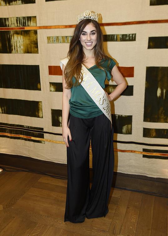 Největším zážitkem České Miss 2017 byla účast na mezinárodní soutěži krásy v Las Vegas.