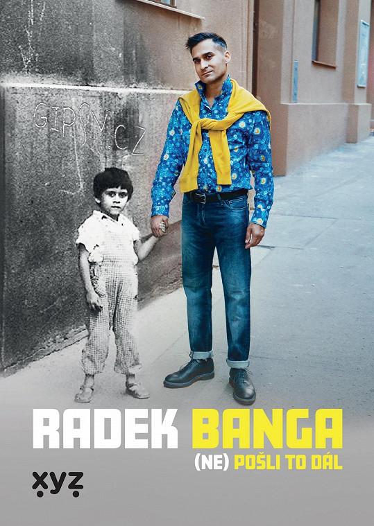 Radek Banga vydal svou první knihu.