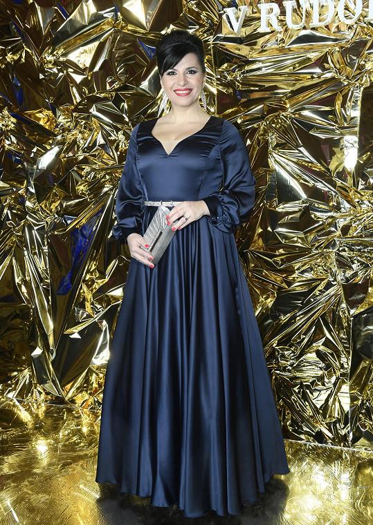 Na Ples v Rudolfinu zase Andreu Kalivodovou.