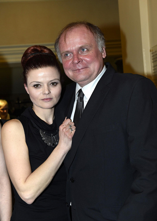 S nádhernou manželkou Antonií Talackovou