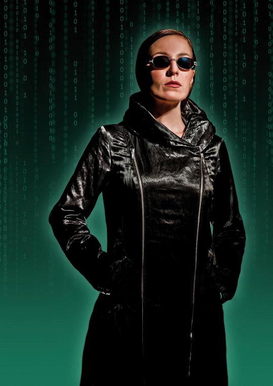 Matrix jistě poznáváte...