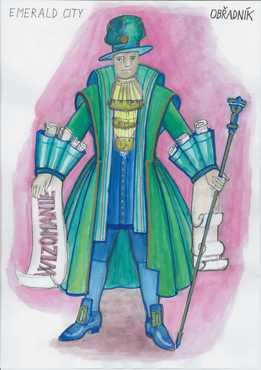 Obřadník z Emerald City