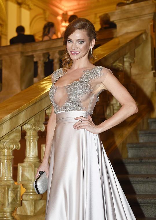 Andrea Verešová dokazuje, že má ve světě modelingu stále co nabídnout.