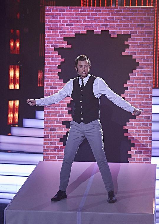 Adam Mišík zazpíval Trezor.