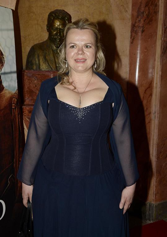 Úspěčnou herečkou je i její dcera Sabina Remundová.