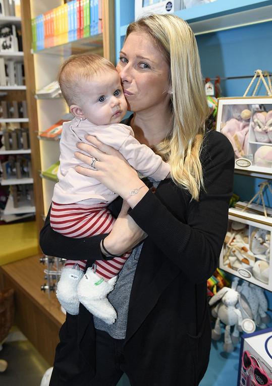 Andrea s dcerkou Isabelle