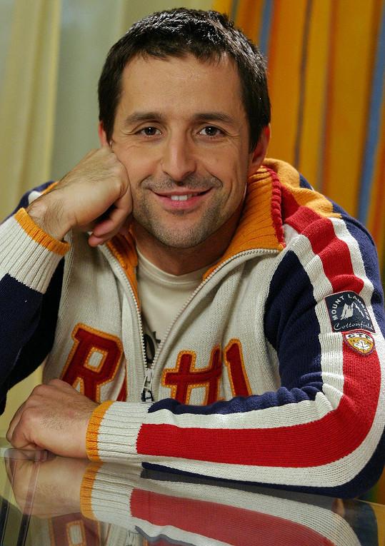 Tomáš Krejčíř začínal v Ordinaci v roce 2005.