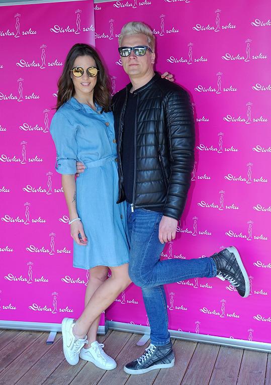 S organizátorkou Kristýnou Sklenářovou