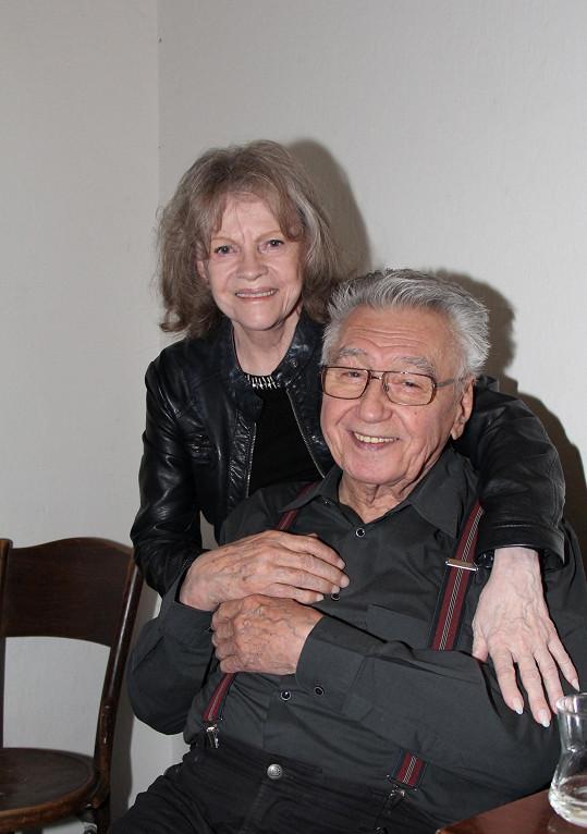Tihle dva se znají skoro šedesát let...