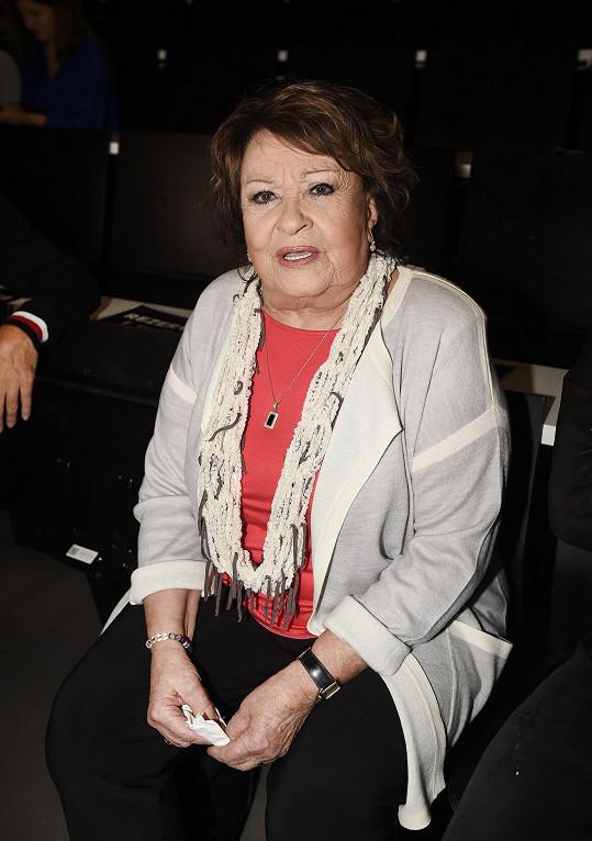 Bohdalová jezdila natáčet pořad až do Maďarska.