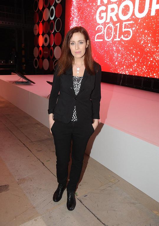 Soňa Norisová hraje hlavní roli v Kriminálce Modrava.
