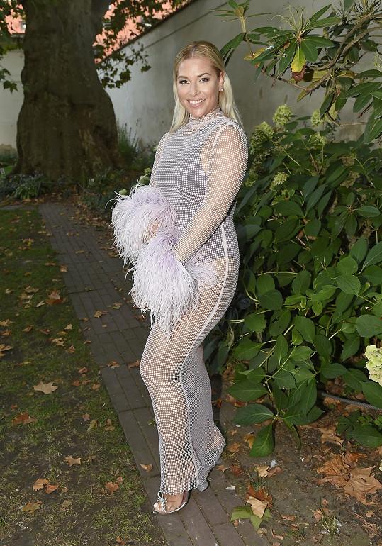 Dominika Cibulková má ráda sexy vyzývavé modely.