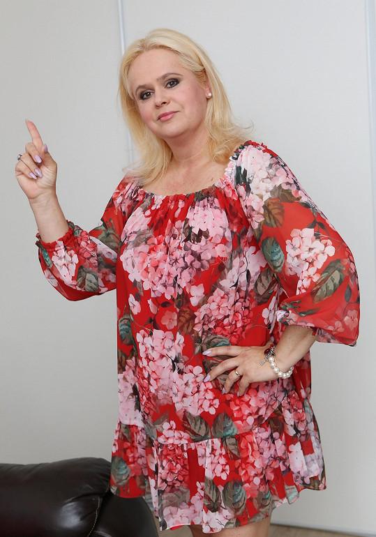 Monika Štiková dostala vlastní pořad.