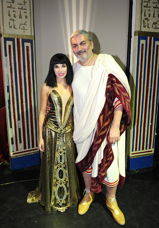 S Caesarem Danielem Hůlkou