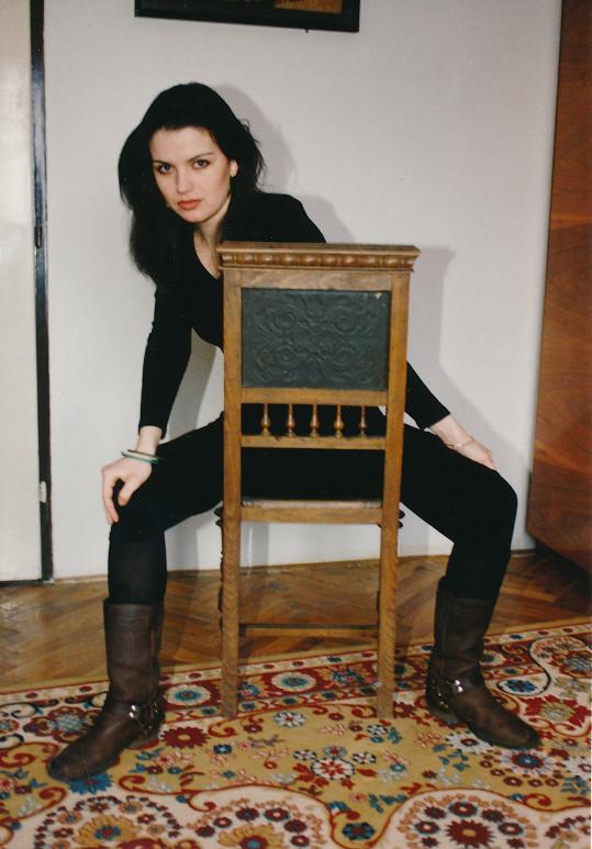 Silvia Lakatošová vyhrála československou Miss před 26 lety.