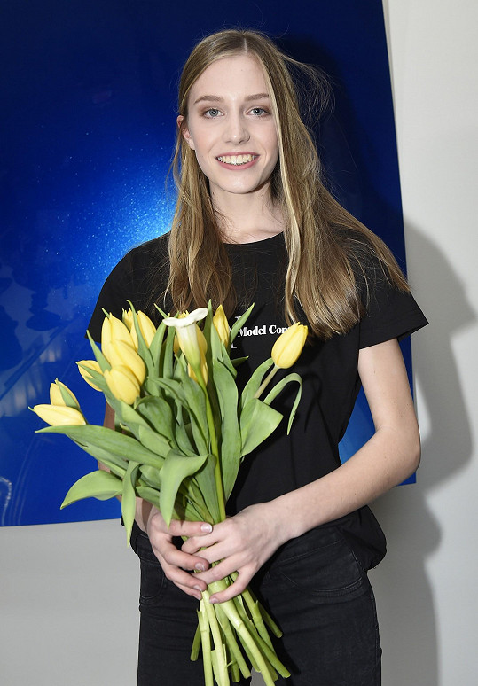 Karolina vyhrála prestižní modelingovou soutěž.