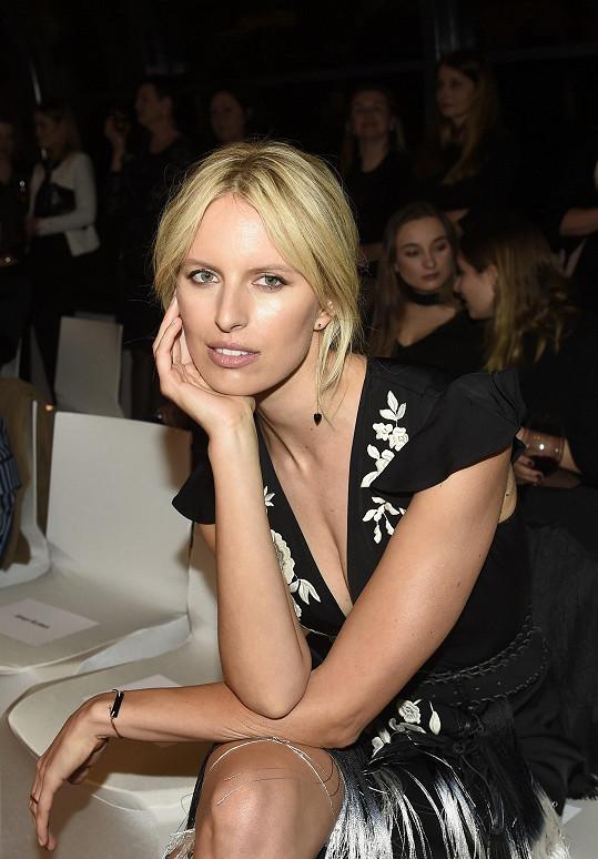 Nicol byla favoritkou české topmodelky Karolíny Kurkové.