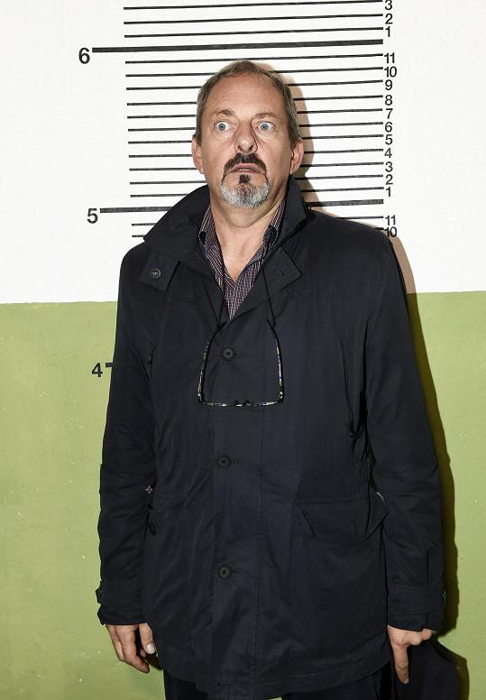Otakar Brousek vyprávěl o útěcích a rodině.