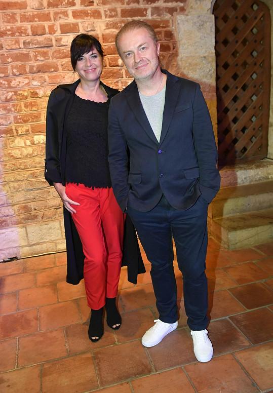 Bára Kodetová a Pavel Šporcl mají i po patnácti letech krásný vztah.
