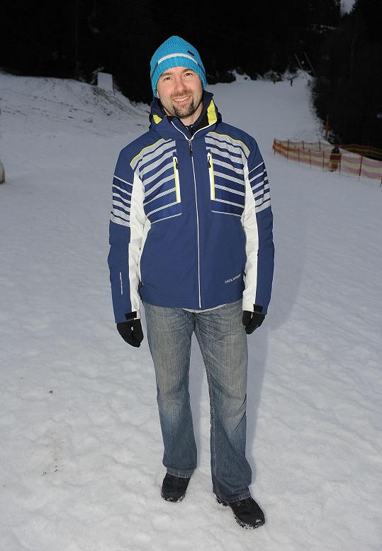 Bývalý akrobatický lyžař a olympijský vítěz ze Salt Lake City se dnes věnuje moderování.