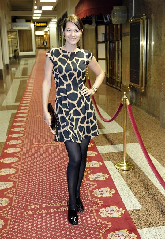 Jana Doleželová byla za své charitativní aktivity nominována loni.