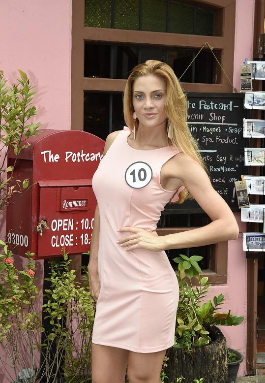 Dominika Košťálová má prý na partnery příliš vysoké nároky. Proto je sama.